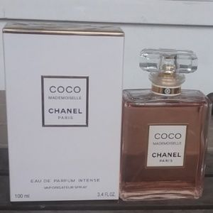 Brand New Chanel Coco Mademoiselle Intense 3.4oz